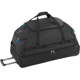 Eagle Creek Expanse Drop Bottom 32 Wheeled Duffel Bag black